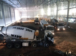 Minerocha Catarinense e MR MIX - Britas - Concreto - Asfalto